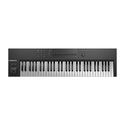 Native Instruments Komplete Kontrol A61 MIDI Controller Keyboard - 61 Key