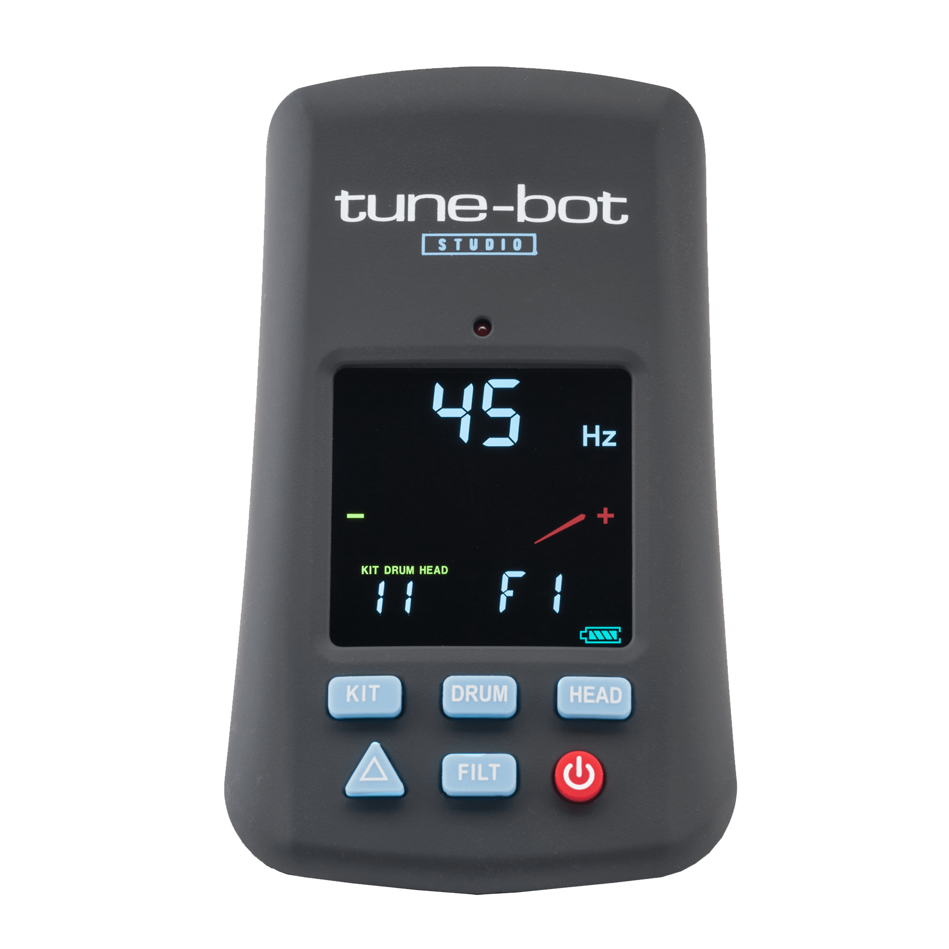 Tune-Bot Studio Electronic Drum Tuner