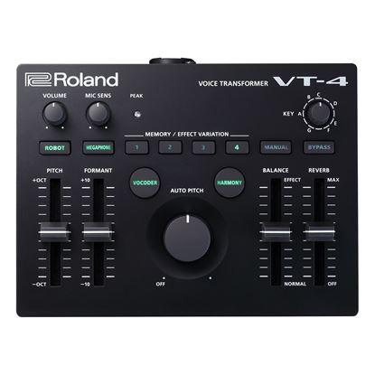 Roland VT4 Voice Transformer - Top