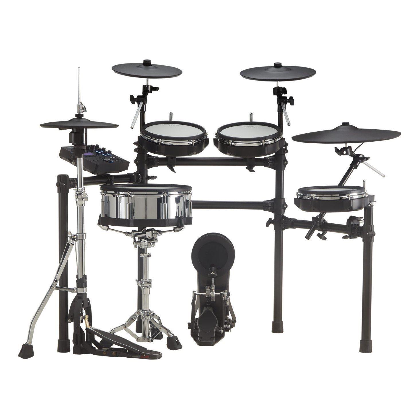 Roland TD-27KV V-Drums Electronic Drum Kit (TD27KV) - Back