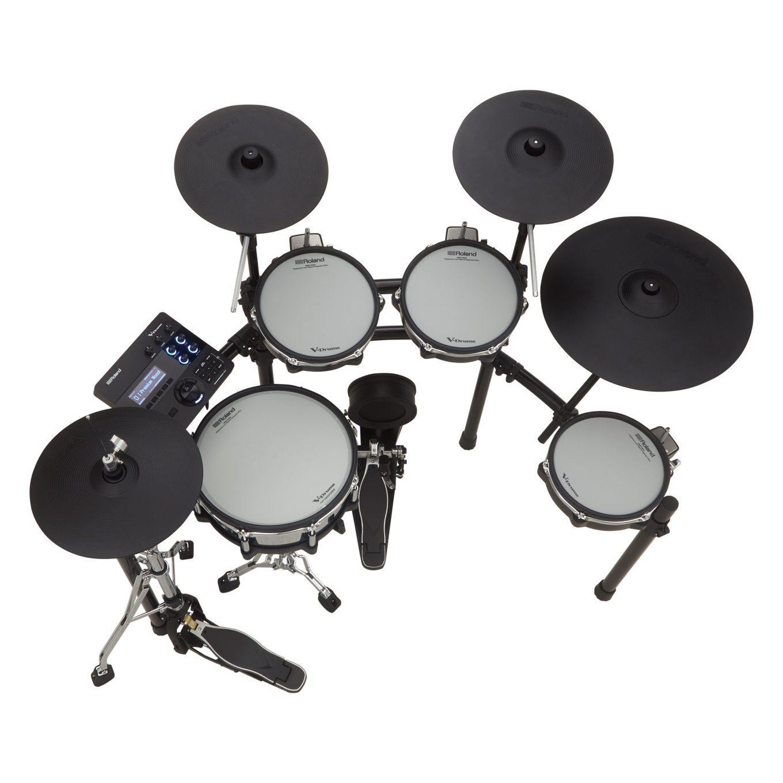 Roland TD-27KV V-Drums Electronic Drum Kit (TD27KV) - Top