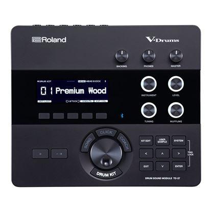 Roland TD27 V-Drum Module - Front
