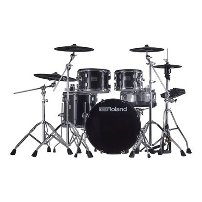 Roland VAD506 V-Drums Acoustic Design 5-Piece Electronic Drum Kit - Front