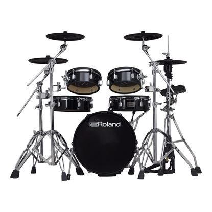Roland VAD306 V-Drums Acoustic Design Compact 5-Piece Electronic Drum Kit - Front