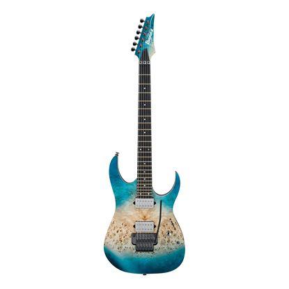 Ibanez RG1120PBZ CIF Electric Guitar  - Caribbean Islet Flat - Front