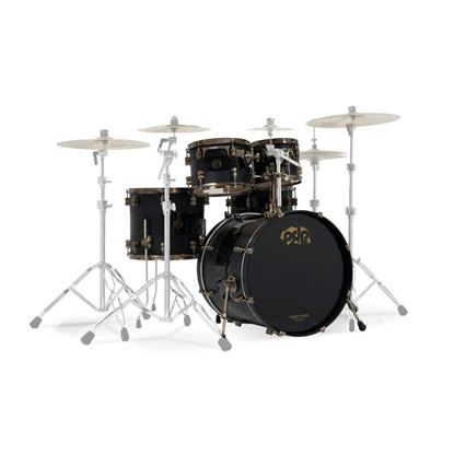 PDP Concept Maple 4-pc Shell Pack 20th Anniversary Black