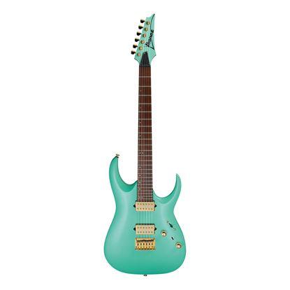 Ibanez RGA42HP SFM Electric Guitar  - Sea Foam Green Matte - Front