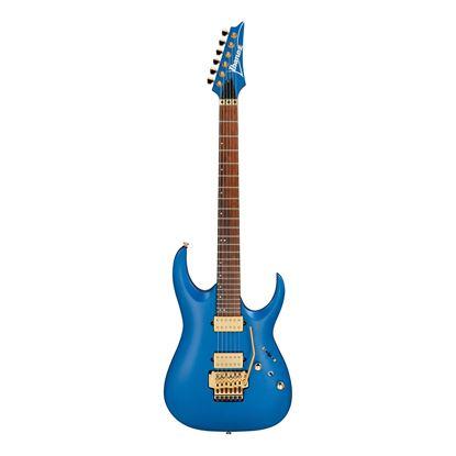 Ibanez RGA42HPT LBM Electric Guitar  - Laser Blue Matte - Front