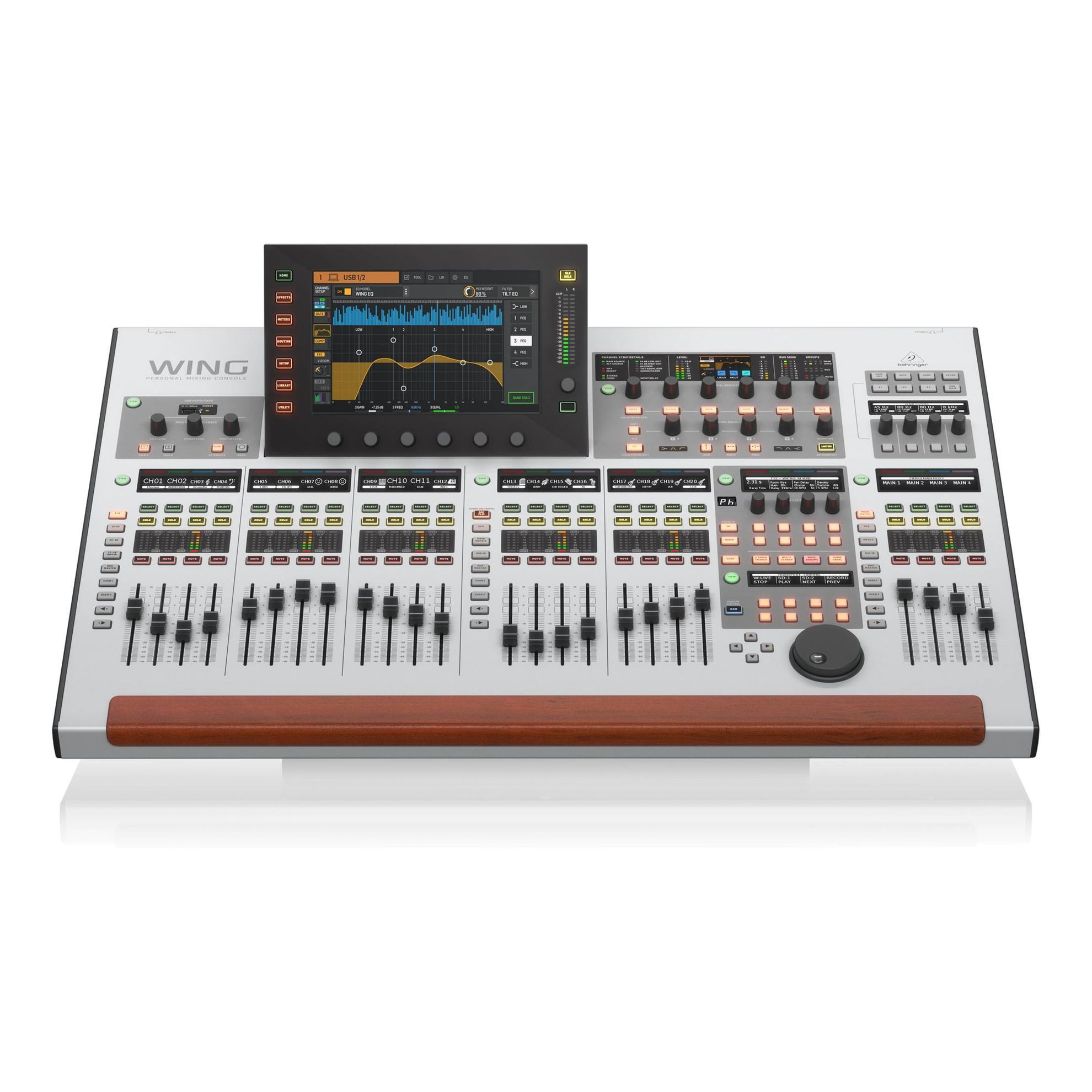 Behringer Wing Digital Mixing Console - Front