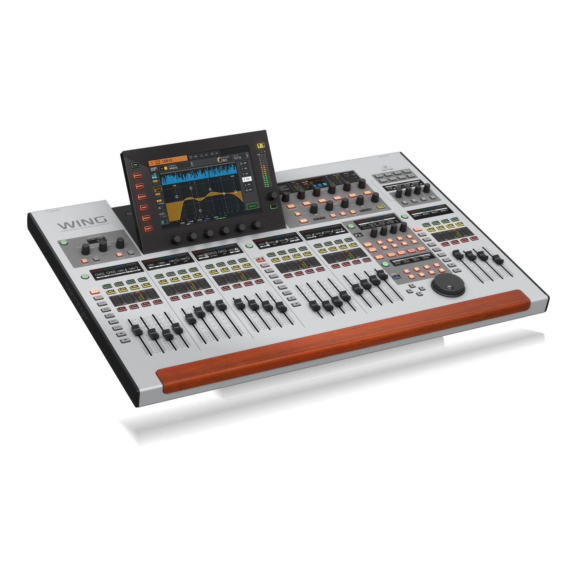 Behringer Wing Digital Mixing Console - Left