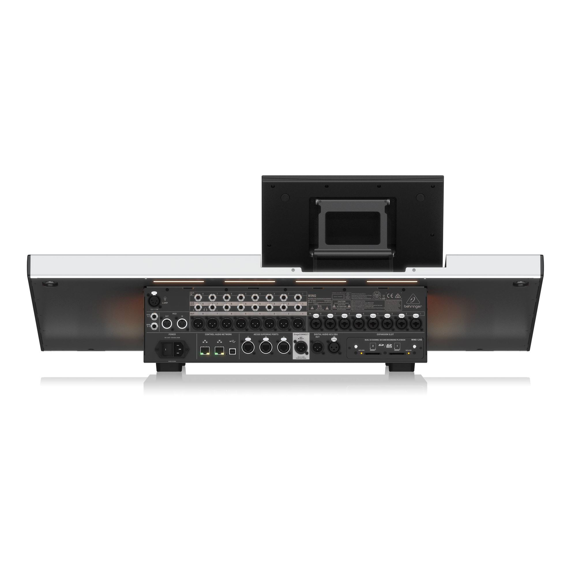 Behringer Wing Digital Mixing Console - Rear