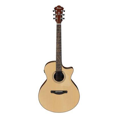 Ibanez AE275 LGS Acoustic Guitar - Natural Low Gloss