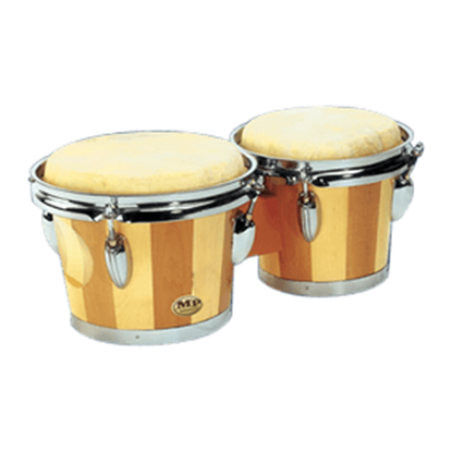 Mano Percussion 714 7+8 inch Two-tone Bongos