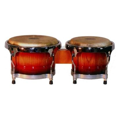 Mano Percussion MP1769 Cuban Bongos - Sunburst