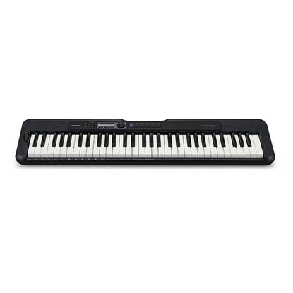 Casio CT-S300 Casiotone 61-Note Keyboard - Black (CTS300BK) - Front