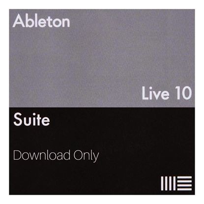 Ableton Live 10 Suite  Music Production Software DAW (ELicense Download Code Only)