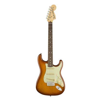 Fender American Performer Stratocaster - RW - Honey Burst - Front
