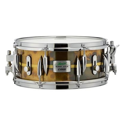 Sonor Benny Greb 13 x 5.75in Brass Signature Snare Drum