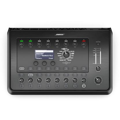 Bose T8S Tonematch Audio Engine Digital Mixer for Bose L1 and F1 PA Systems - Front