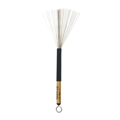 Regal Tip Ed Thigpen Brushes Retractable Wire
