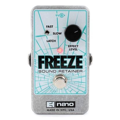 Electro Harmonix EHX Freeze Guitar Effects Pedal - Front