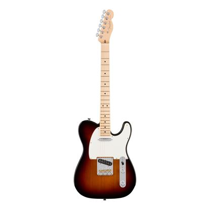 Fender American Professional Telecaster Electric Guitar - MN - 3-Colour Sunburst - Front