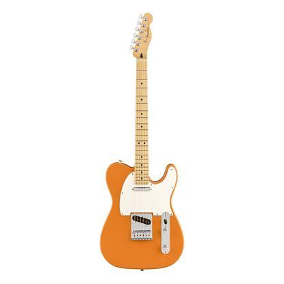 Fender Player Telecaster Electric Guitar - MN - Capri Orange - Front