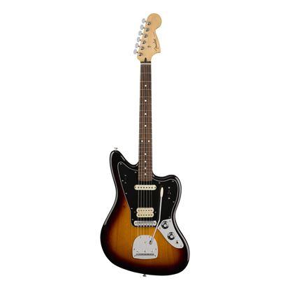 Fender Player Jaguar Electric Guitar PF - 3-Colour Sunburst - Front