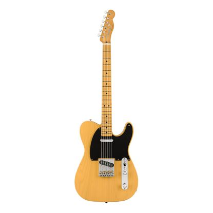 Fender Vintera 50s Telecaster Modified Electric Guitar  - MN - Butterscotch Blonde - Front
