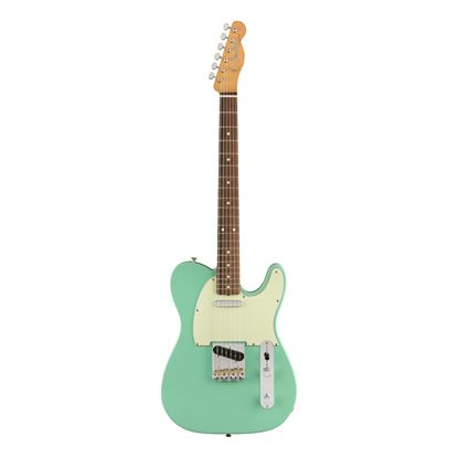 Fender Vintera 60s Telecaster Modified Electric Guitar  - PF - Seafoam Green - Front