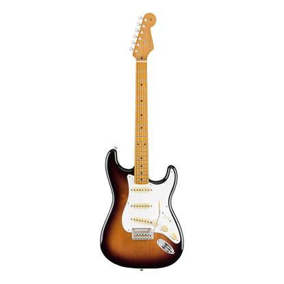 Fender Vintera 50s Stratocaster Modified Electric Guitar - MN - 2-Colour Sunburst - Front