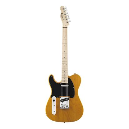 Squier Affinity Telecaster Left Handed Electric Guitar  - MN - Butterscotch Blonde