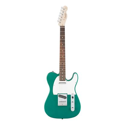 Squier Affinity Telecaster Electric Guitar  - MN - Race Green - Front