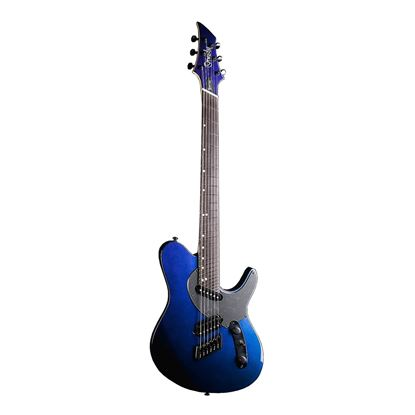 Ormsby Run 5 TX GTR Electric Guitar - Chameleon - Front