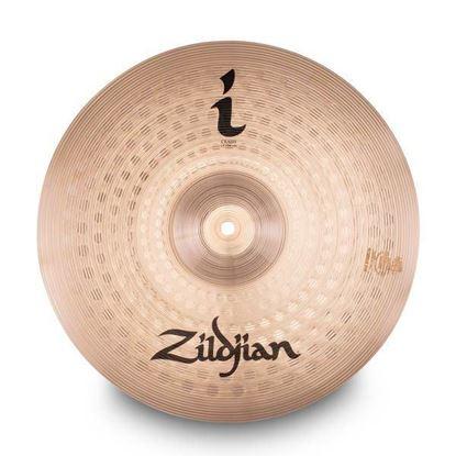 "Zildjan 14"" I Series Crash Cymbal - Top"