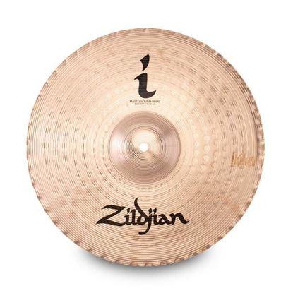 "Zildjan 14"" I Series Mastersound HiHat Bottom - Front"