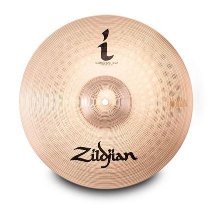 "Zildjan 14"" I Series Mastersound HiHat Top - Front"