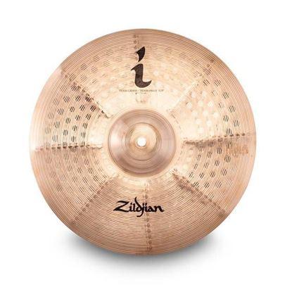 "Zildjan 14"" I Series Trash Top - Trash Crash Cymbal - Top"