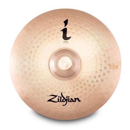 "Zildjan 18"" I Series Crash Cymbal - Top"