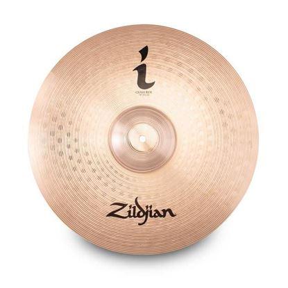 "Zildjan 18"" I Series Crash Ride Cymbal - Top"
