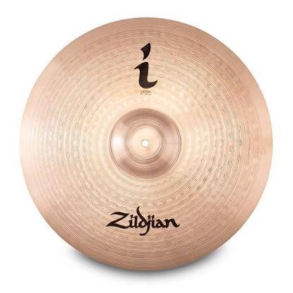 "Zildjan 19"" I Series Crash Cymbal - Top"