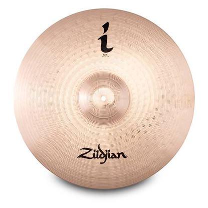 """Zildjan 20"""" I Series Ride Cymbal - Top"""