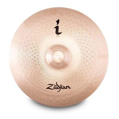 """Zildjan 22"""" I Series Ride Cymbal - Top"""