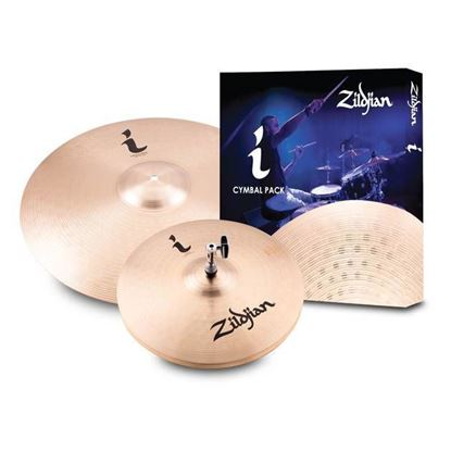 Zildjan I Series Essentials Cymbal Pack (14/18)