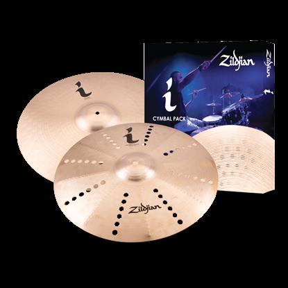 Zildjan I Series Expression Cymbal Pack 2