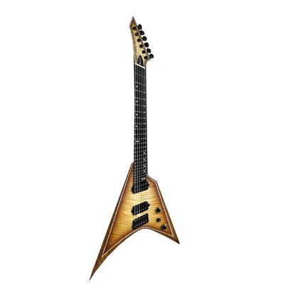 Ormsby Run 9 Metal X Multi Scale Electric Guitar - Ice Tea