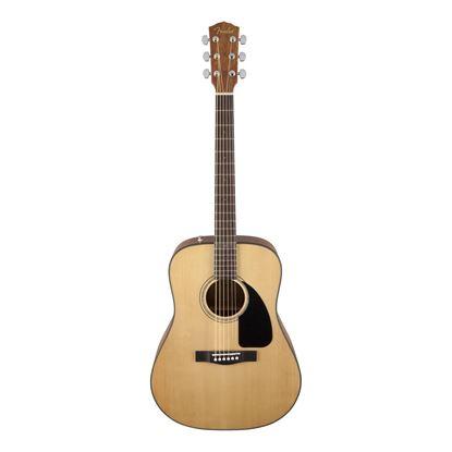Fender CD-60 Dreadnought V3 Acoustic Guitar - WN - Natural - Front