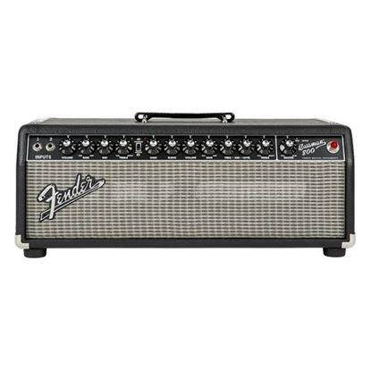 Fender Bassman 800 Head - Front