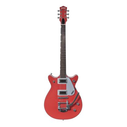 Gretsch G232T Electromatic Double Jet FT Bigsby - Tahiti Red