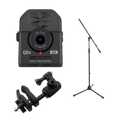 Zoom Q2n-4K Video Streaming Bundle